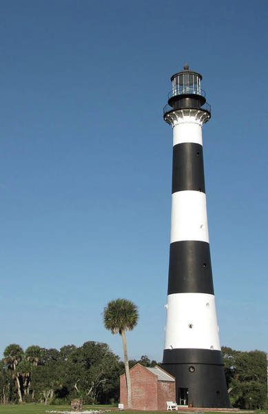 Photograph - Cape Canaveral Lighthouse  by Kevin Banker
