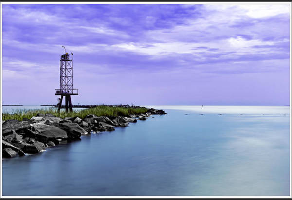 Photograph - Cape Charles Jetty by Pete Federico