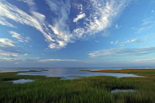 Photograph - Cape Cod Bay by Juergen Roth