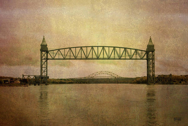 Photograph - Cape Cod Canal And Bridges by Dave Gordon
