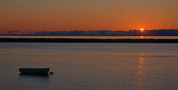 Photograph - Cape Cod Sunrise #3 by Ken Stampfer
