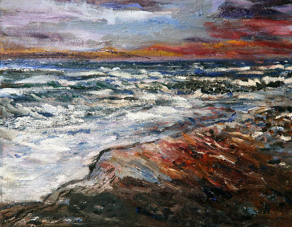 Cape Cod Sunset 1 Art Print