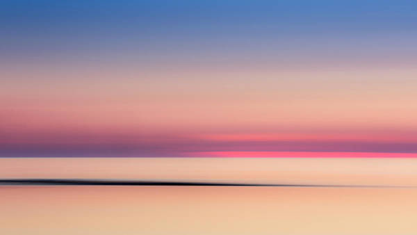 Photograph - Cape Cod Sunset Colors by Bill Wakeley