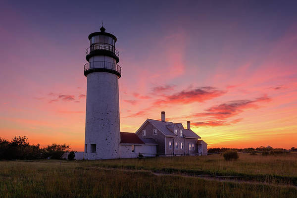 Wall Art - Photograph - Cape Cod Sunset by Michael Blanchette