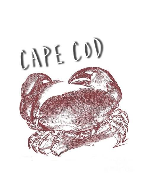 Wall Art - Digital Art - Cape Cod Tee by Edward Fielding