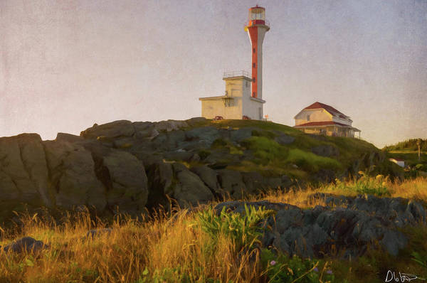 Photograph - Cape Forchu Nova Scotia by Garvin Hunter