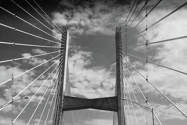 Cape Girardeau Bridge Art Print