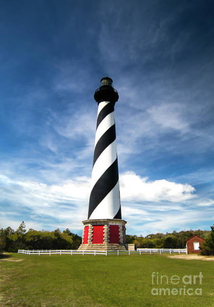 Suggestion Photograph - Cape Hatteras Light House by Norma Brandsberg