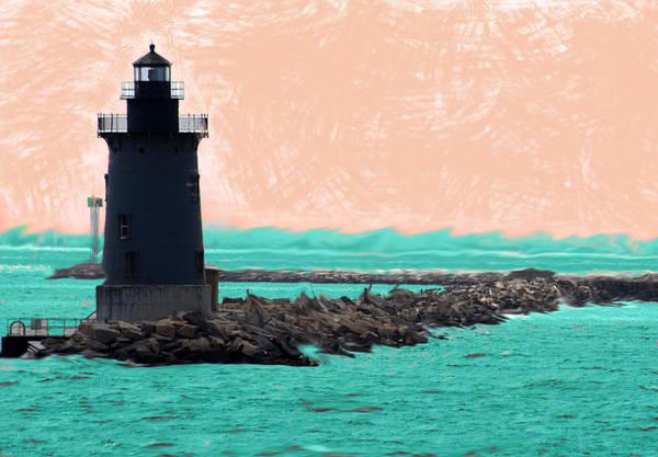 Photograph - Cape Henlopen Lighthouse by Trish Tritz
