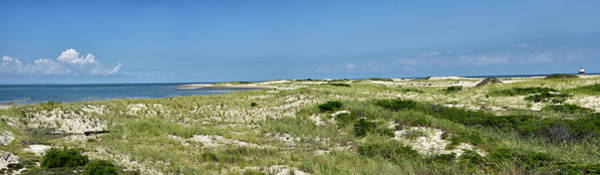 Delaware State Park Wall Art - Photograph - Cape Henlopen State Park - The Point - Delaware by Brendan Reals