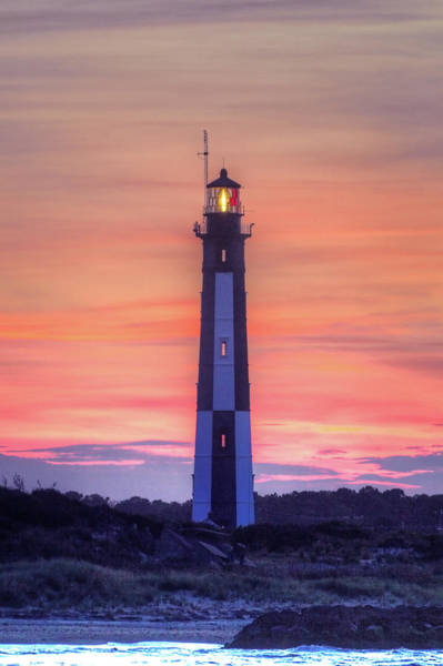 Photograph - Cape Henry Light by Pete Federico