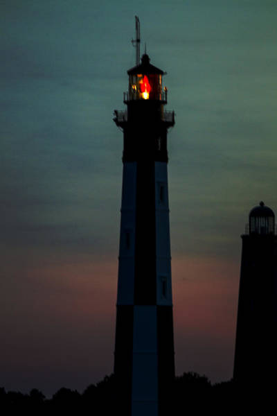 Photograph - Cape Henry Lighthouse  by Pete Federico