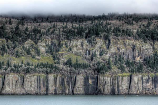Photograph - Cape Horn Cliffs Columbia River Gorge Washington by Dustin K Ryan