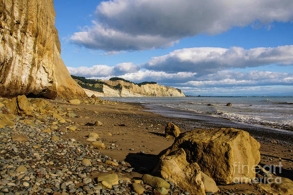 Photograph - Cape Kidnappers 1 by Werner Padarin