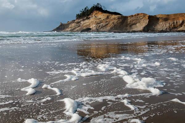 Photograph - Cape Kiwanda Beach by Robert Potts