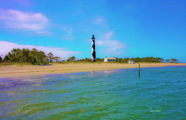 North Atlantic Wall Art - Photograph - Cape Lookout 1 by Betsy Knapp