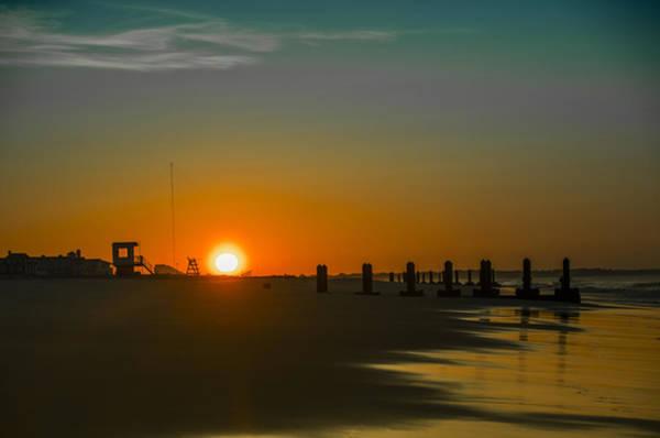Jetti Wall Art - Photograph - Cape May - Beautiful Morning by Bill Cannon