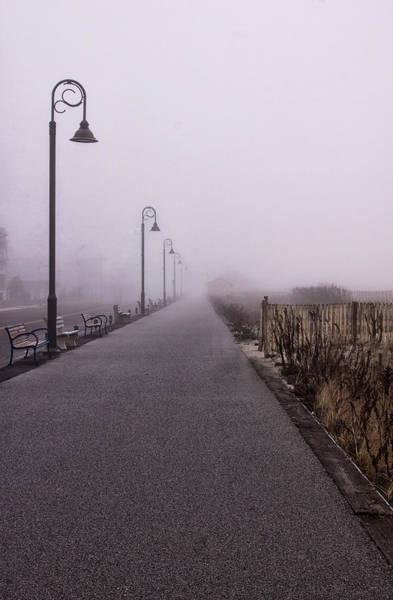 Photograph - Cape May Fog by Tom Singleton