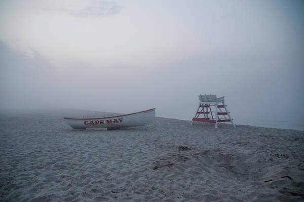 Wall Art - Photograph - Cape May In The Fog by Bill Cannon