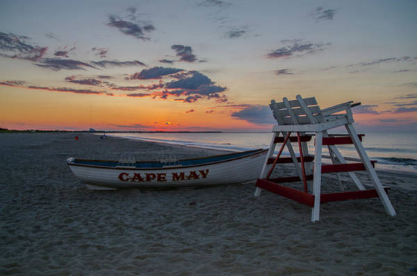 Wall Art - Photograph - Cape May - Morning Sunrise by Bill Cannon