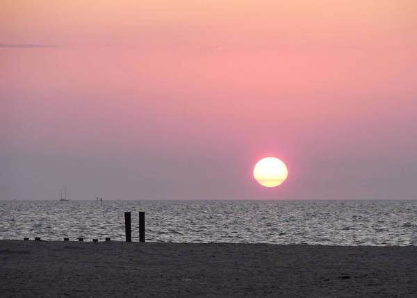 Photograph - Cape May Sunrise Layers by JAMART Photography