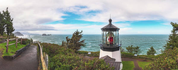 Photograph - Cape Meares Bright by Darren White