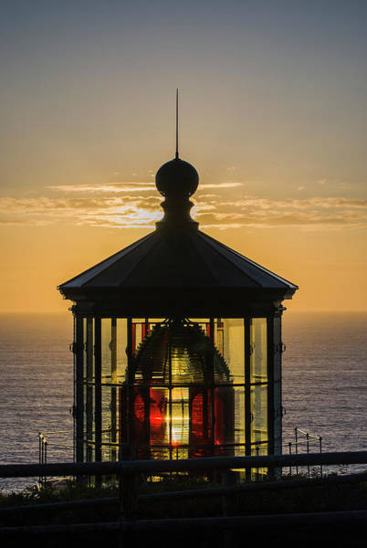 Photograph - Cape Meares Light by Robert Potts