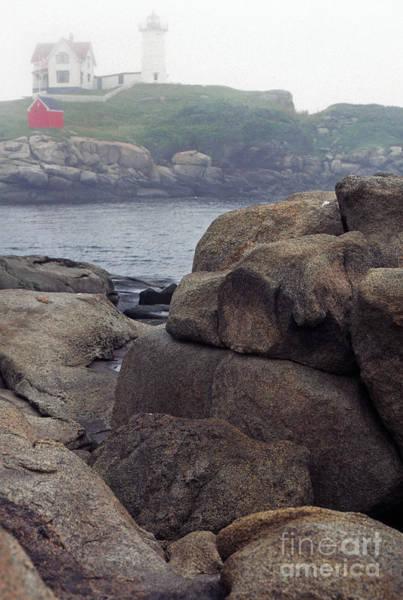 Photograph - Cape Neddick Lighthouse York Maine by Thomas R Fletcher