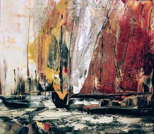 Painting - Cape Of Good Hope by Edward Longo