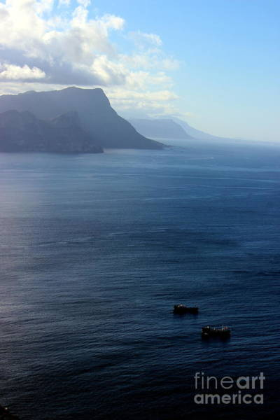 Wall Art - Photograph - Cape Of Good Hope by Hanni Stoklosa