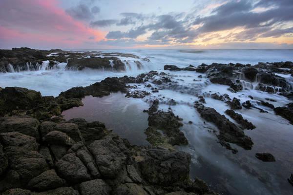 Cape Perpetua Wall Art - Photograph - Cape Perpetua Sunset by Ryan McGinnis