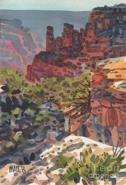Cape Royal Art Print