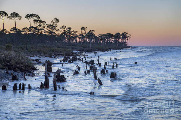 Port St. Joe Photograph - Cape San Blas Dawn by Twenty Two North Photography