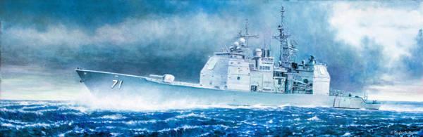 Painting - Cape St. George by Douglas Castleman