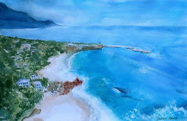 Painting - Cape Town Impressions by Debbie Lewis