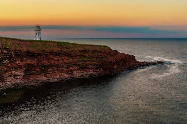 Photograph - Cape Tryon by Chris Bordeleau