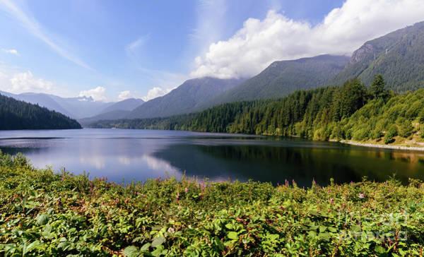 Canada Wall Art - Photograph - Capilano River Regional Park. Vancouver Bc by Viktor Birkus