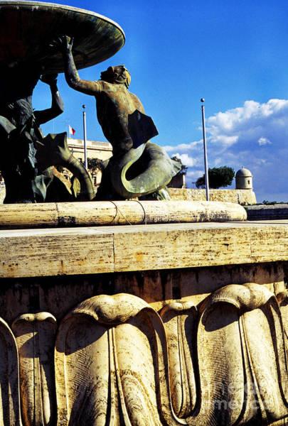 Photograph - Capital City Of Valletta by Thomas R Fletcher