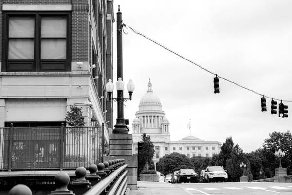 Photograph - Capital View by Christopher Brown