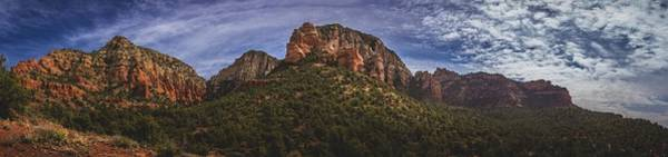 Photograph - Capitol Butte Panorama by Andy Konieczny
