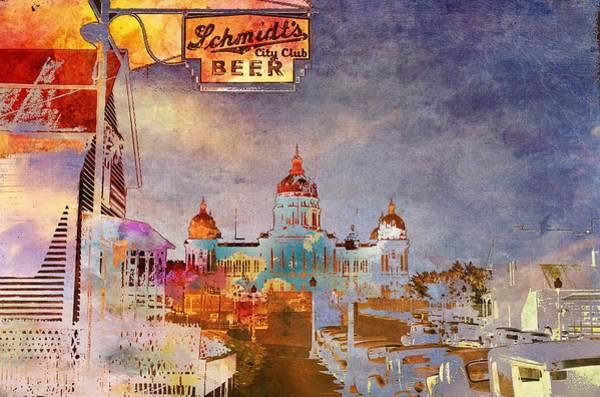 Capitol City Art Print