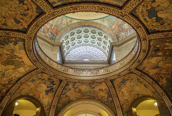 Capitol Dome No. 37 Art Print