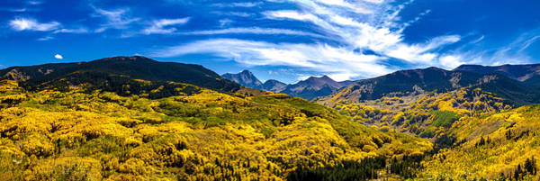 Photograph - Capitol Peak Panorama by Teri Virbickis