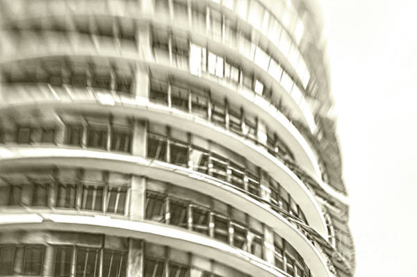 Wall Art - Photograph - Capitol Records Building 12 by Micah May
