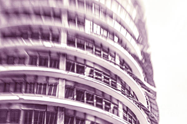 Wall Art - Photograph - Capitol Records Building 13 by Micah May