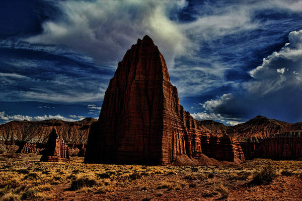 Photograph - Capitol Reef by Mark Smith
