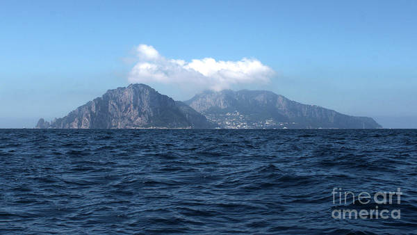 Photograph - Capri by Gregory Dyer