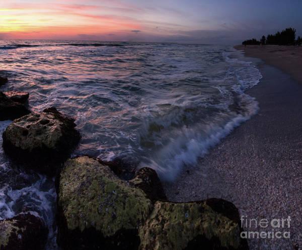 Photograph - Captiva Island Sunset, Floirda  -80082-80105 by John Bald