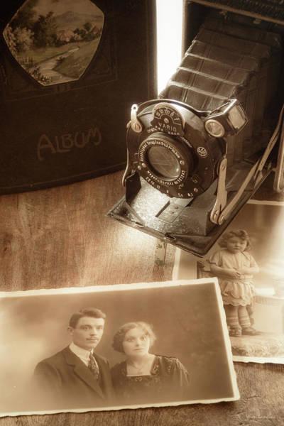 Parent Photograph - Captured Memories by Wim Lanclus