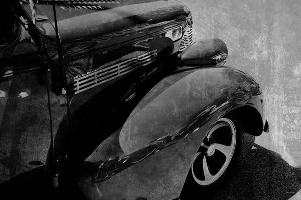 Photograph - Car Art Unique Reflections by Lesa Fine